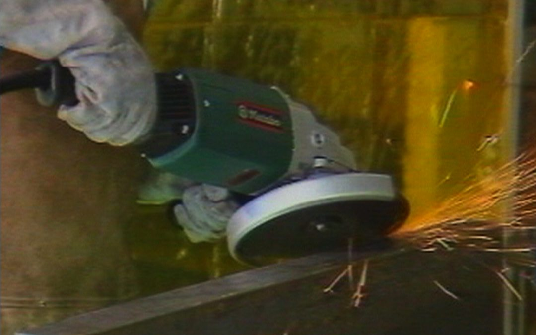 ELECTRICAL ANGLE GRINDER – EAG