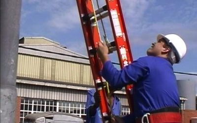 WORKING WITH PORTABLE LADDERS – L1